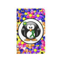 Green Ribbon Penguin Journal