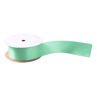 Green Ribbon to Match Green Jingle Jingle Satin Ribbon