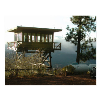 Green Ridge Fire Lookout Postcard