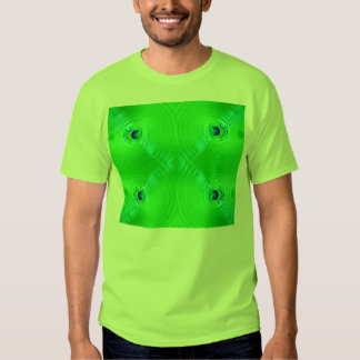 green ripple T-Shirt