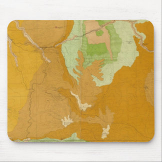 Green River Basin Geological Mouse Pads