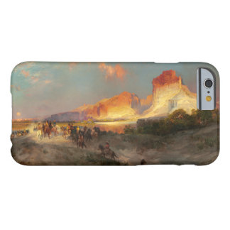 Green River Cliffs, Wyoming Barely There iPhone 6 Case