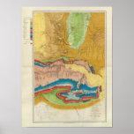 Green River del ferrocarril del Pacífico de la uni Póster