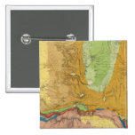 Green River from the Union Pacific Rail Road 2 Inch Square Button