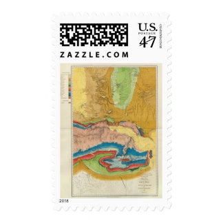 Green River from the Union Pacific Rail Road Postage