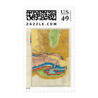 Green River from the Union Pacific Rail Road Postage Stamp