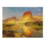 Green River of Wyoming - 1878 Postcard