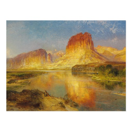 Green River of Wyoming - 1878 Postcards