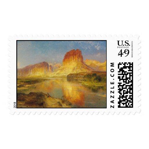 Green River of Wyoming - 1878 Stamp