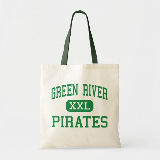 Green River - piratas - alto - Green River Utah Bolsa