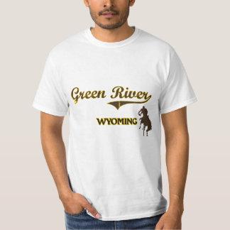 Green River Wyoming City Classic T-Shirt