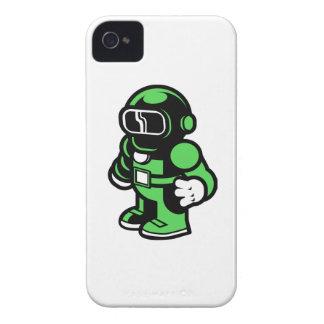 Green Robot Case-Mate iPhone 4 Case