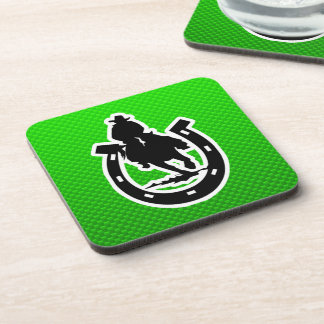 Green Rodeo Beverage Coaster