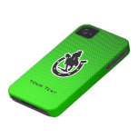 Green Rodeo Case-Mate iPhone 4 Case