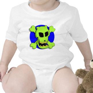 GREEN ROGER 2za Baby Creeper