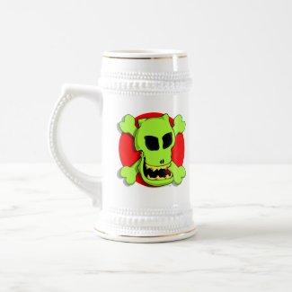 GREEN ROGER 2zr mug