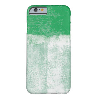 Green rolled paint iphone 6 case