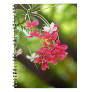 Green Roof- Beautiful flowers Note Book