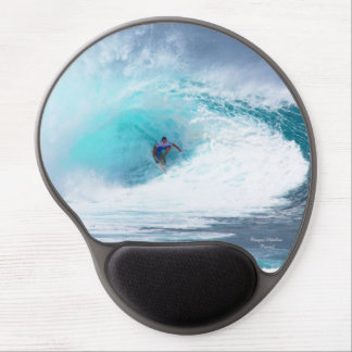 Green Room Gel Mouse Pad