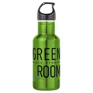 Green Room Water Bottle