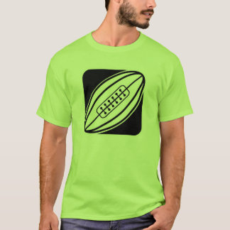 Green Rugby T-Shirt