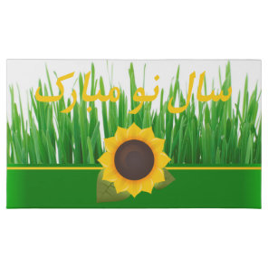 Green Sabzeh Sunflower Persian New Year Nowruz 45 Piece Box Of Chocolates