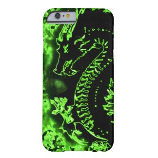 Green Samurai Spirit Dragon Case