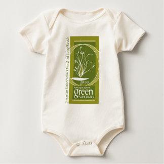 Green Sanctuary Baby Baby Bodysuit