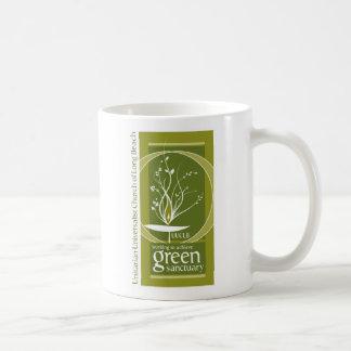 Green Sanctuary Coffee Mug