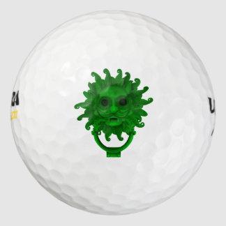Green Sanctuary Knocker or Hagoday Golf Balls