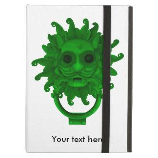 Green Sanctuary Knocker or Hagoday iPad Air Cases