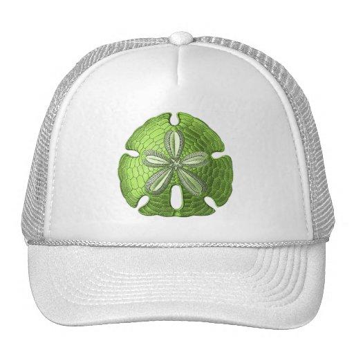 Green Sand Dollar Hat