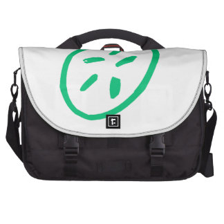 Green Sand Dollar Bags For Laptop