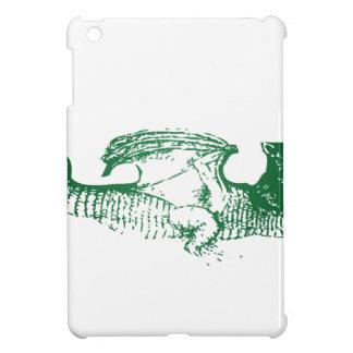 Green Scaled Dragon iPad Mini Case