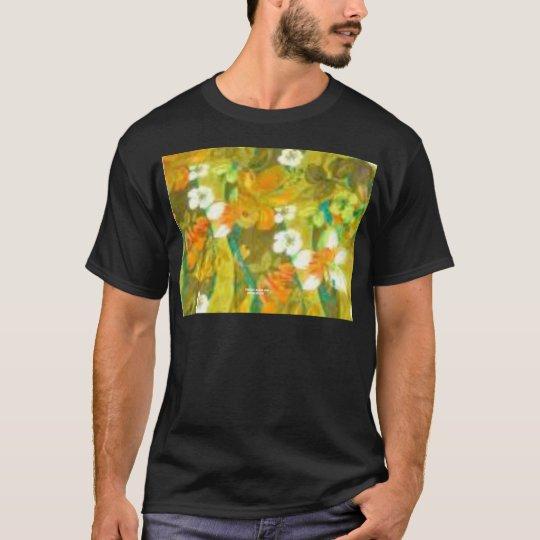 Green Scape (Vintage Aloha Shirt) T-Shirt
