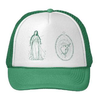 Green Scapular in Spanish 1 Trucker Hat