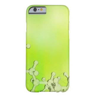 Green science barely there iPhone 6 case