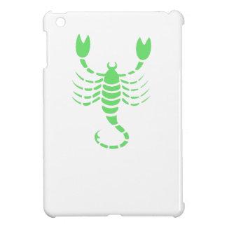 Green Scorpion Cover For The iPad Mini