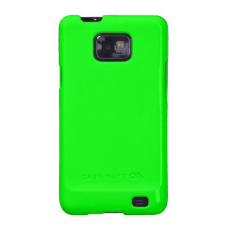 Green Screen Invisible Samsung Galaxy SII Covers