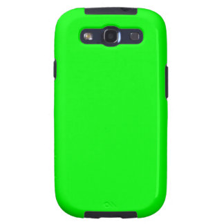 Green Screen Invisible Samsung Galaxy SIII Cover