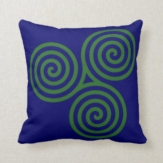 Green Scroll Collection - Pillows