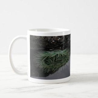 Green Sea Anemone Coffee Mug