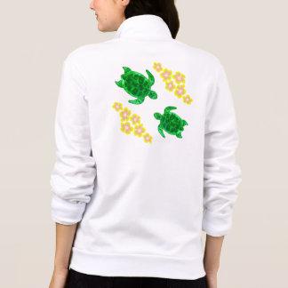 Green Sea Turltes Jacket