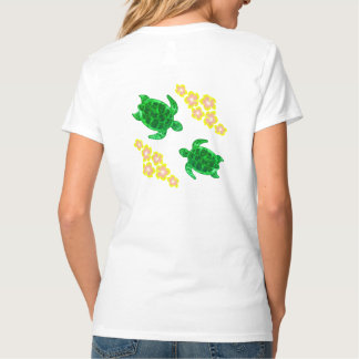 Green Sea Turltes T-shirt