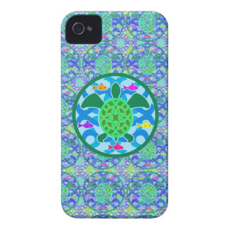 Green Sea Turtle Blackberry Bold Case