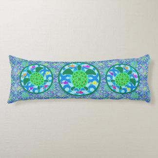 Green Sea Turtle Body Pillow