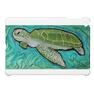 Green Sea Turtle iPad Mini Covers