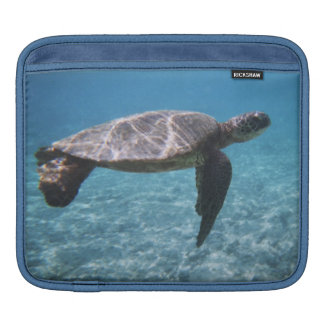Green Sea Turtle iPad Sleeve