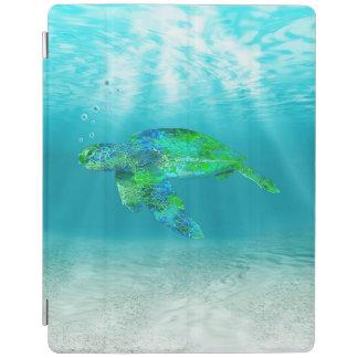 Green Sea Turtle iPad Smart Cover