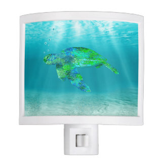Green Sea Turtle Night Light